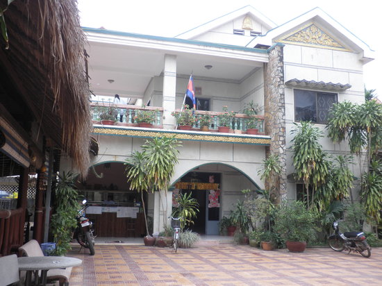 Kampot Guesthouse