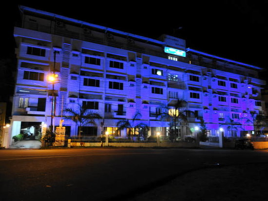 Hotel Aida: Main Building