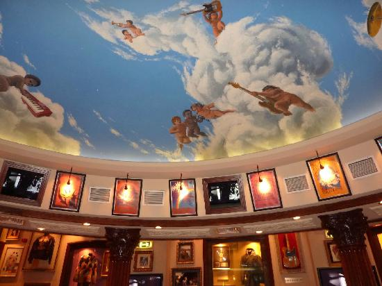 Hard Rock Cafe Cafe Rome