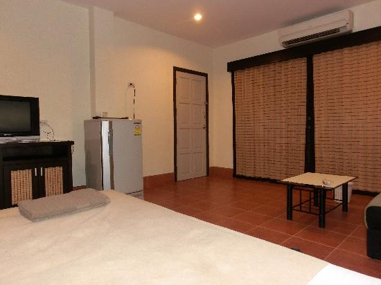 Jomtien-Morningstar Guesthouse: Zimmer1