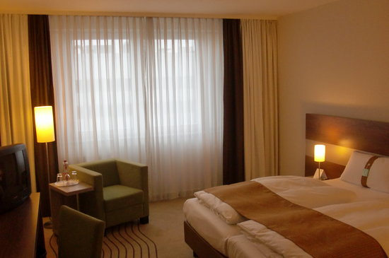 Holiday Inn Berlin City East : Business class room