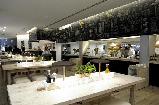 Vapiano k ln deutz restaurant bewertungen fotos tripadvisor Kitchen design for fast food restaurant