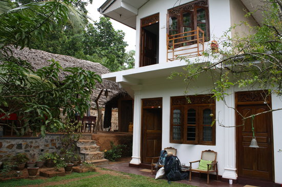 Rose Blossom Guesthouse: the lovely house