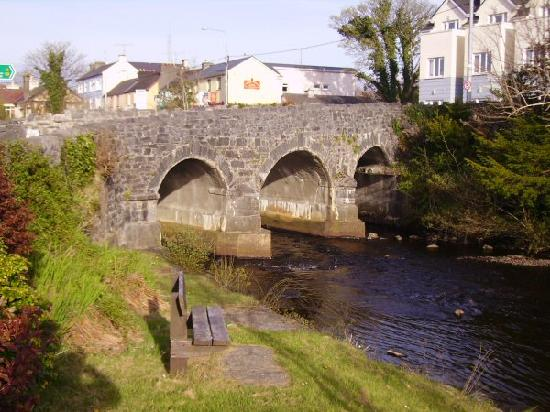 Tullyvrick Bed & Breakfast: Oughterard River