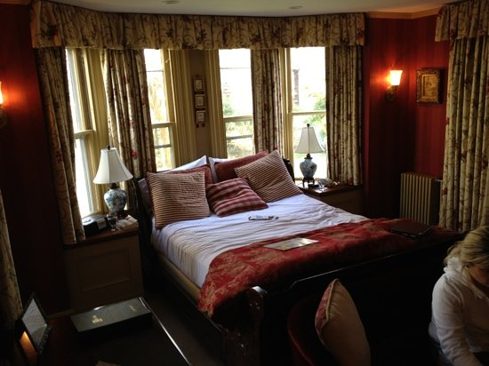 Ivy Lodge: our room