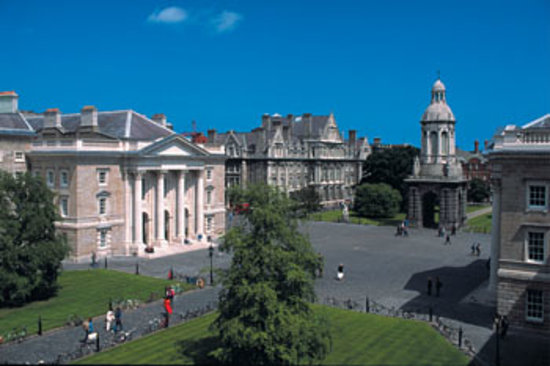 Trinity College Campus (Dublin, Ireland): See 67 Hotel Reviews and 48 Photos - TripAdvisor