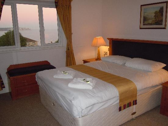 Shanklin, UK : bedroom