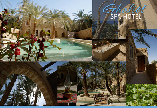 Ghaliet Ecolodge & Spa