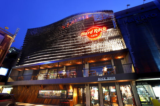Hard Rock Cafe Anchorage Prices