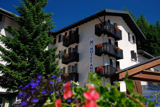 Photo of Hotel Andossi Madesimo