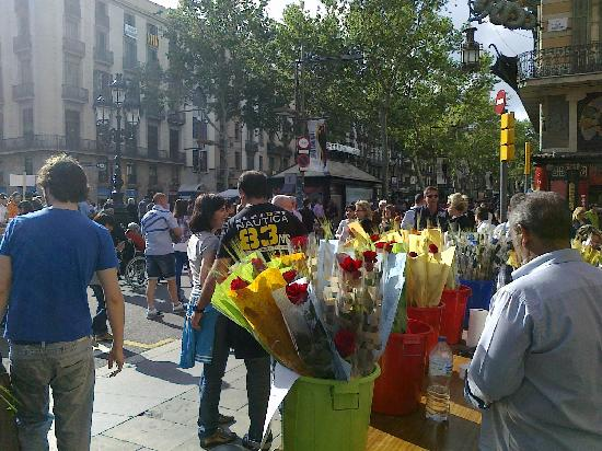 Photos of Las Ramblas, Barcelona