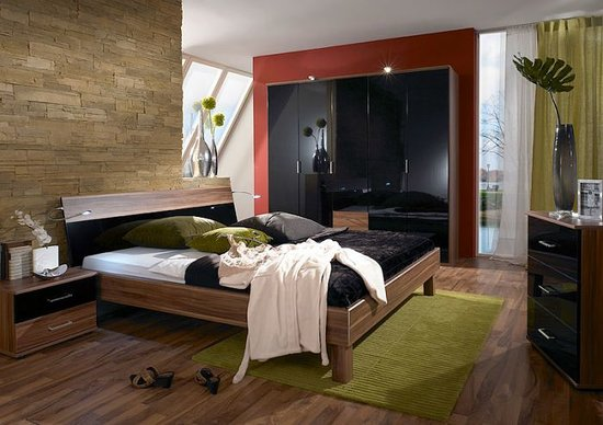 Alexander Business Apartments: Bedroom