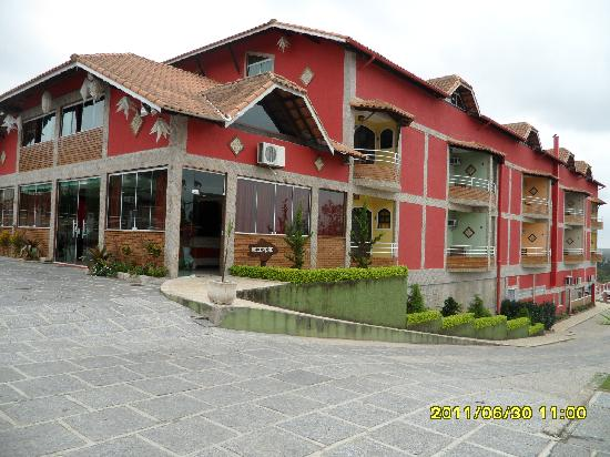 Bed & breakfast i Penedo