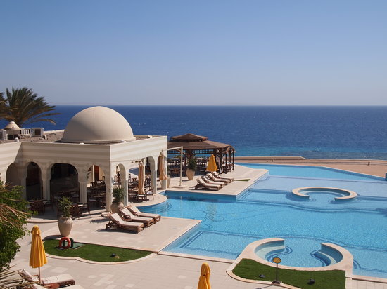 The Oberoi, Sahl Hasheesh: Swimming pool