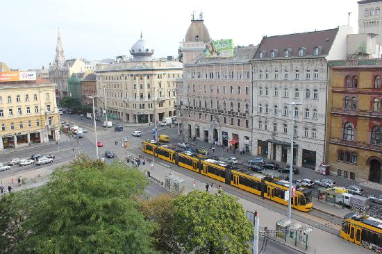 Courtyard By Marriott Budapest City Center Picture Of
