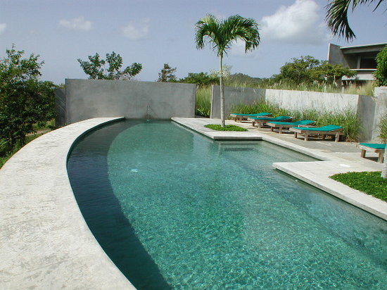 Hix Island House Hotel: Hix Island House Pool