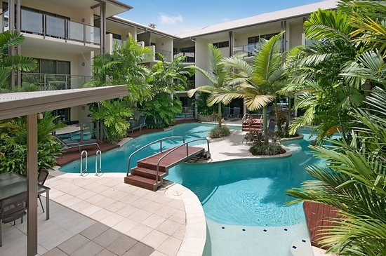 Shantara Resort  (Apartments) Port Douglas: island pool