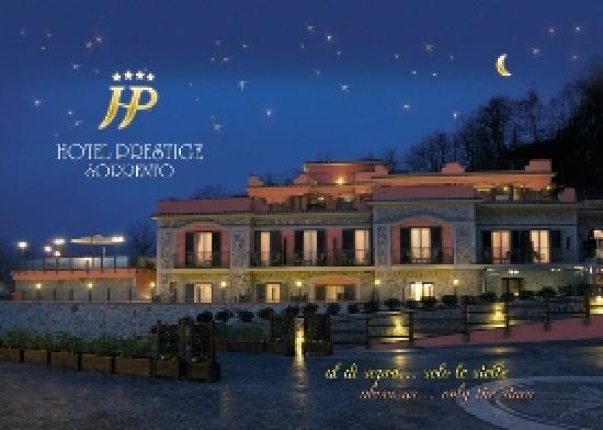 Hotel Prestige Sorrento: Above us only the stars