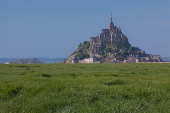 Photo of La Digue Le Mont-St-Michel