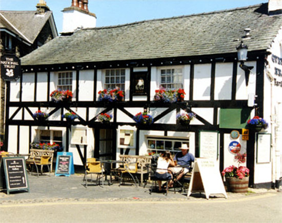 Queen's Head Hotel: Queenshead Inn & Restaurant
