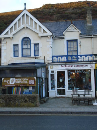 Porthtowan Backpackers