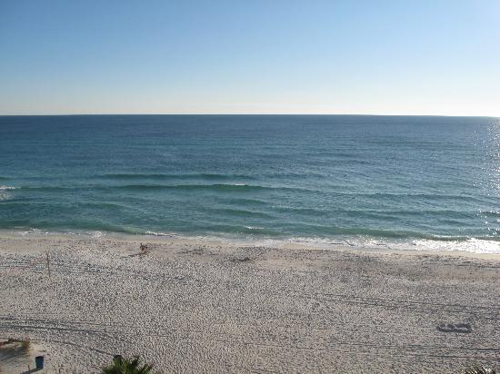 Days Inn Panama City Beach/Ocean Front: another view from room