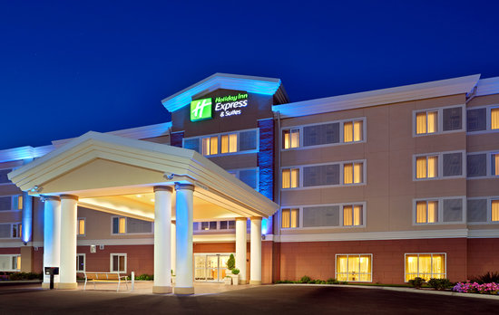 Holiday Inn Express Suites Chehalis -
