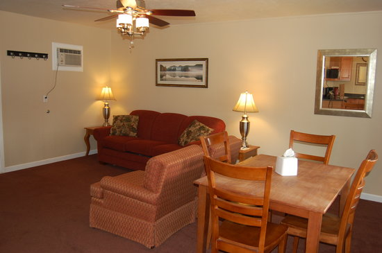 Charm Motel: One of our suites
