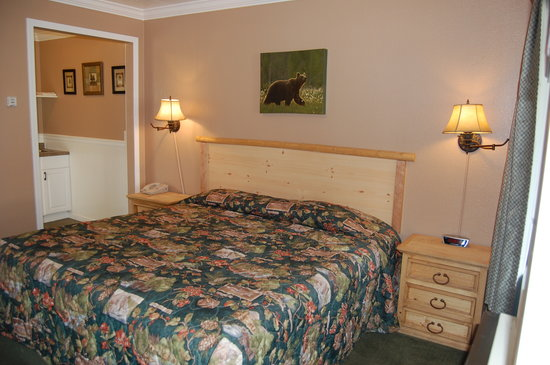 Green Gables Motel: Cozy, comfy rooms