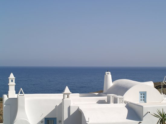 Anema Residence, private villas in Santorini