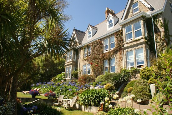 Hotel Penzance: 4 Star town House Hotel