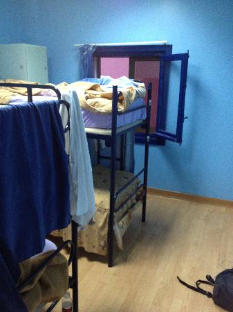 Mad Hostel: chambre 4 llits