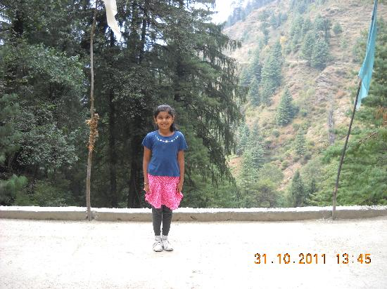 Richa At Jana Falls Picture Of Drifters 39 Inn Cafe