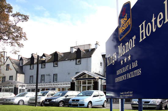 ‪BEST WESTERN Kings Manor Hotel‬