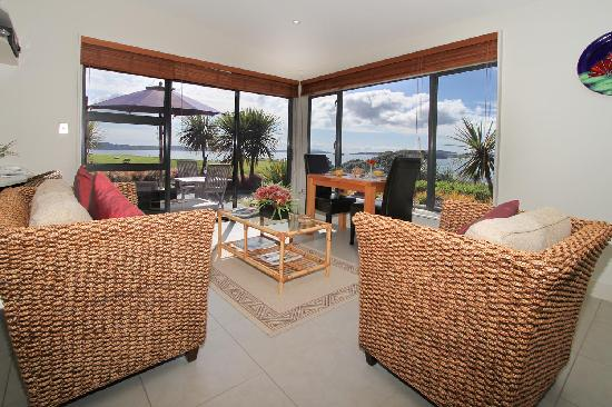 Waimana Point, Matakana: Suite