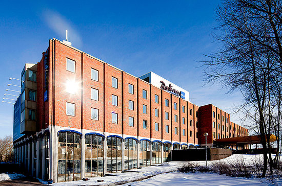 Radisson Blu Arlandia Hotel, Stockholm