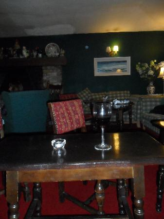 Annagry, Ireland: Bar area