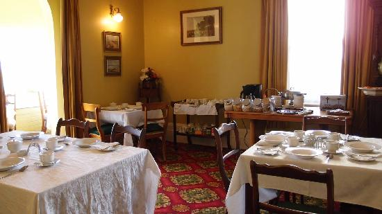 Windmill Hill Lodge: Dining area