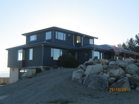 Tekapo Top House