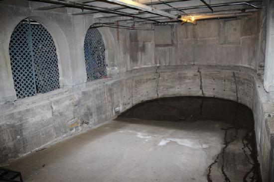 Unfinished swimming pool picture of casa loma toronto for 1 austin terrace toronto ontario m5r 1x8 canada