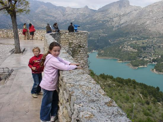 Guadalest Valley Spain Guadalest Valley Kids