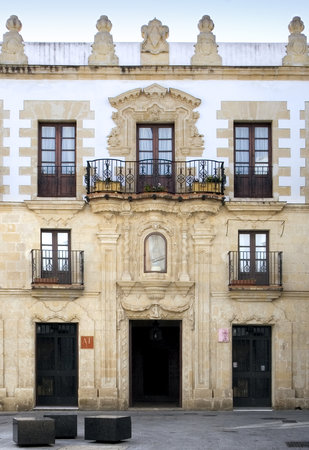 Casa Palacio de Los Leones