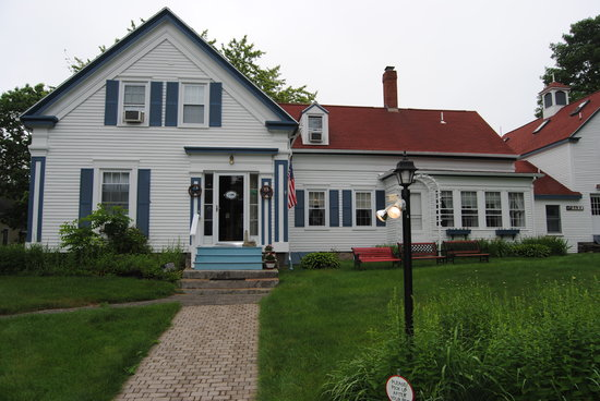 Captain Briggs House Bed and Breakfast: B&b