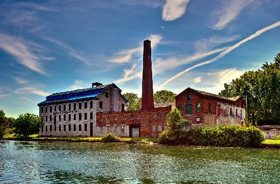 Hubbell House: Seneca Knitting Mills