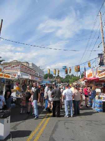 Strasburg Mayfest Celebration