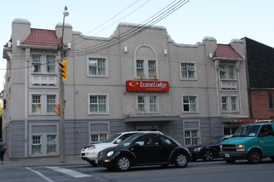 Econo Lodge Inn & Suites Downtown: Econo Lodge @ Jarvis Street