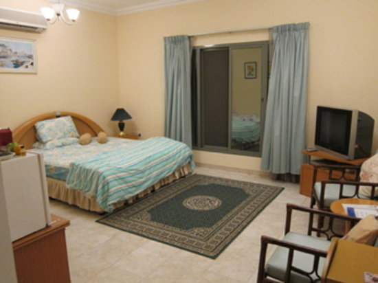 Nomad Guest House: Nice, clean, big rooms