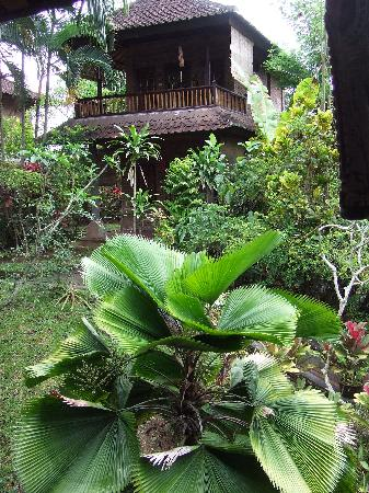 Tiing Gading Bungalows: Cottages and Garden at Ting gading