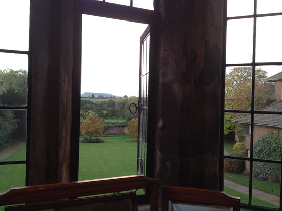 Stonehouse Court: Lovely views.