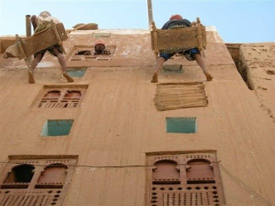 Shibam bed and breakfasts